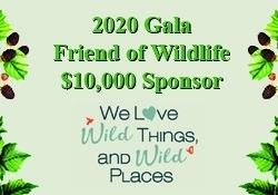 $10,000 Friend of Wildlife
