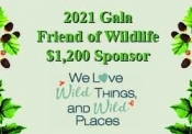 $1200 Friend of Wildlife