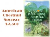 2018 Gala American Chestnut Sponsor