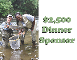 2018 Angling for Wildlife Spruce Creek Classic Dinner Sponsorship