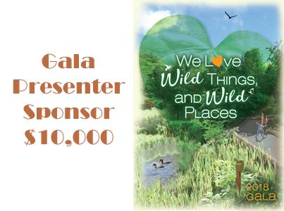 2018 Gala Presenter Sponsorship