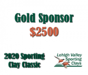 Gold Sponsor - 2020 Lehigh Valley Sporting Clay Classic