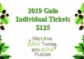 2019 Gala Individual Tickets