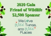 $2500 Friend of Wildlife