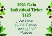 2021 Gala Individual Tickets