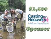 2018 Angling for Wildlife Spruce Creek Classic CfR Sponsorship