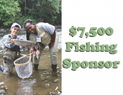2018 Angling for Wildlife Spruce Creek Classic Fishing Sponsorship