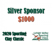 Silver Sponsor - 2020 Lehigh Valley Sporting Clay Classic